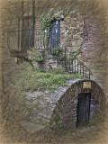 Old Town Well - Rye