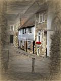 Cobbled Lane - Rye