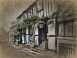 Mermaid Inn (re built 1420)