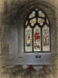 St Marys stained glass window