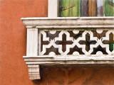 Balcony detail