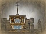 St. Marys Clock and Quarter Boys