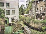 Cottage and The Old Mill - Ambleside
