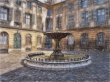 Fountain at Aix