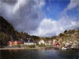 After the storm - Kjerringvik (Vestfold - Norway)