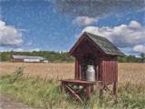 Milk churn - Finland