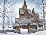 Snow Church - Norway