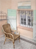 Wicker Chair - Provence