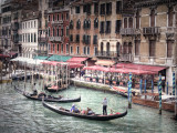 Grand Canal gondoliers