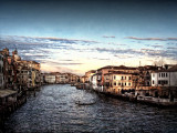 Grand Canal sunset