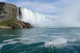 Chutes du Niagara canadiennes Fer à cheval - Horseshoe Falls