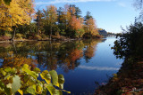 Belle journée d'automne - Another nice autumn's day!