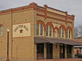 Welcome to Iron Star Hall, Bertram. TX (Circa 1904)