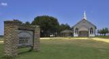 The San Gabriel Christian Church, San Gabriel, TX