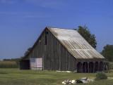 A Patriotic Barn