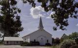 The Val Verde  Baptist Church, circa 1856
