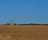 The church over the hill