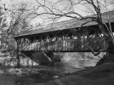 One of the storied New England covered bridges, Bethel ME