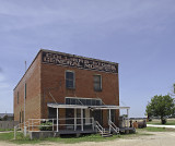 This Bldg. in Mumford, Tx is now used as a post office. No sign of a general store.
