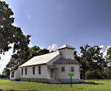 The Lawrence Chapel (near Thrall, Tx.)