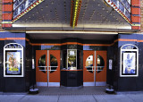 Rogers theater Box office and entrance