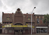 The Delft theater can be seen in Escanaba, MI
