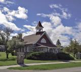 Redpath Memorial Presbyterian Church, Cross City, MI (circa 1921)