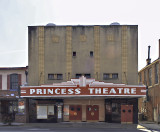 The Princess theater in Hopkinsville, KY