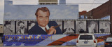 Photographed in Vincennes, IN. Are you old enough to remember Red Skelton?