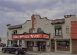 The Tivoli Theater in Spencer, IN has been recently restored and reopened.