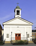 St. Johns Epicopal Church (Circa 1837) Crawfordsville, IN