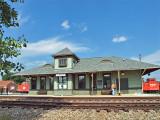The depot at Lapeer,MI