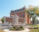 Adams County Courthouse, Decatur, IN