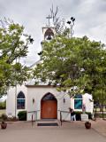 The Francis Xavier Catholic Church, Stonewall, Texas