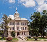 Milam County Courthouse, Cameron, TX