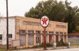 Texaco was here. Wallis, TX