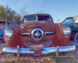 Check out this bullet nose 1950 Studebaker
