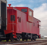 The fabled caboose