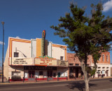 The Evangeline theater can be found in New Iberia, LA