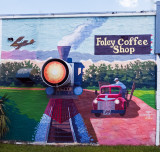 The other side of Foleys Coffee Shop