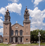 This majestic church can be found in Franklin, LA