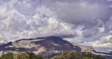 Socorro Peak, West of Socorro, NM  (sometimes known as M mountain
