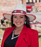 Ms Celesta Harvey, Miss Texas Rodeo 2010