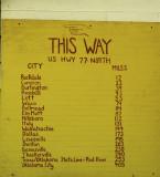 Highway 77 North