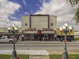 Yet another Rialto Theater, this one in Three Rivers, TX