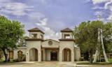 St Marys Catholic church, Santa Rosa, Texas