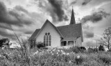 Decker Methodist church, Austin TX