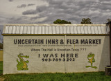 Uncertain, Texas? Where the hell is Uncertain? (A Gallery)(Pop: 94)