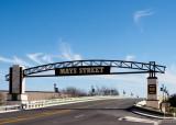 The Mays Street bridge