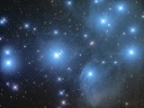 M45 - The Pleiades in Taurus